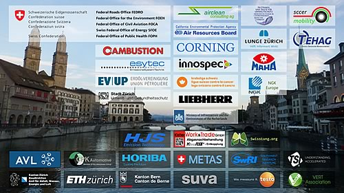 We are grateful to our Sponsors, 21st ETH-Conference on Combustion Generated Nanoparticles