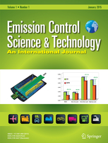 "Journal ""Emission Control Science and Technology"""